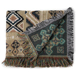Load image into Gallery viewer, Hey Jude - Woven Picnic Rug/Throw 130 x 160