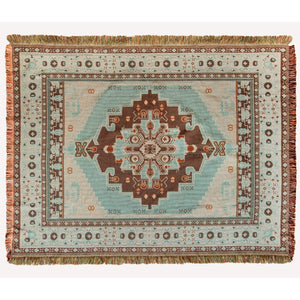 Norwegian Wood -  Woven Picnic Rug/Throw 130 x 160