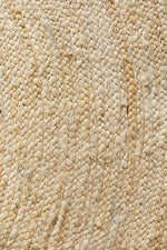Load image into Gallery viewer, Jute Bleach Round Rug - Pre Order