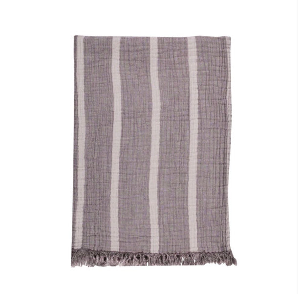 Cocoon Stripe Throw 130cm x 170cm