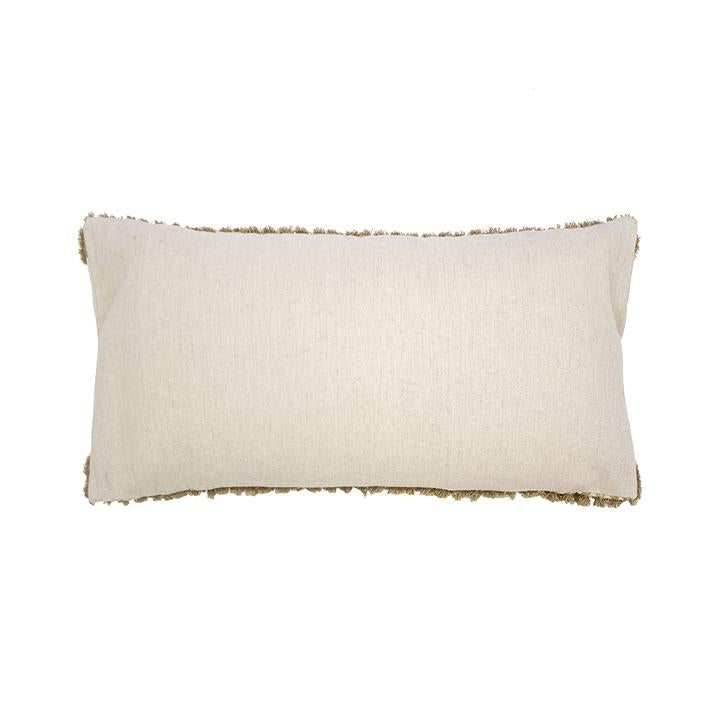 Gibson Cushion Honey 30 x 70cm