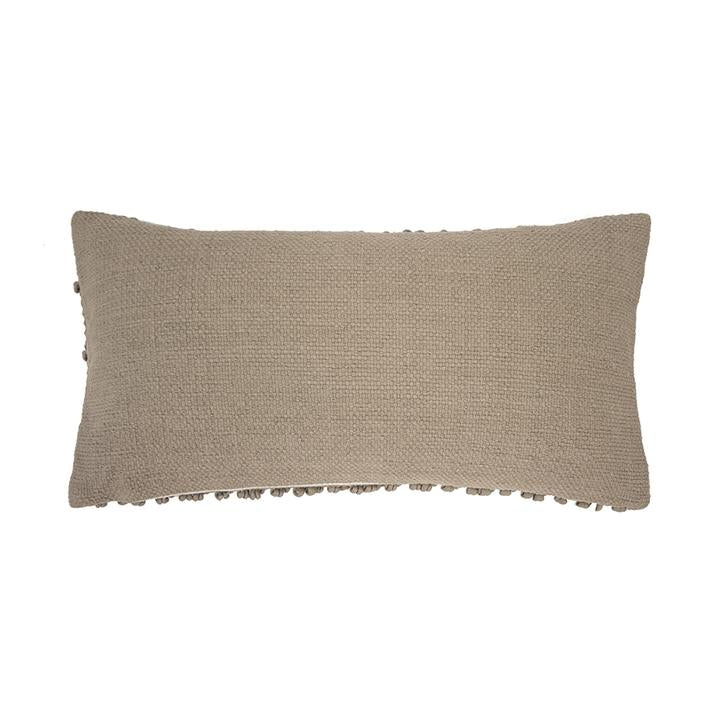 Glenelg Cushion 30 x 60cm - Almond