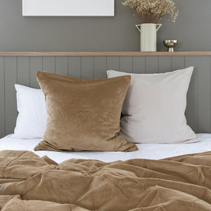 Sloane Cushion - Butterscotch