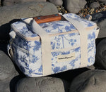 Load image into Gallery viewer, Chinoiserie Premium Cooler Bag