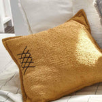 Load image into Gallery viewer, Maestro Cushion Spun gold 50 x 50cm