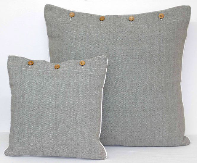Fleck European Cushion Cover | 60cm x 60cm