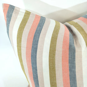 Harmony French Linen Cushion Feather Filled 50 x 50cm