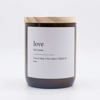 The Commonfolk Love Candle 250g