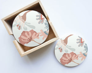 Manuka #2 Coasters Set of 4