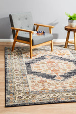 Load image into Gallery viewer, Legacy Ecru Polypropylene Rug - Pre Order
