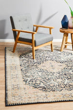 Load image into Gallery viewer, Legacy Midnight Polypropylene Rug - Pre Order