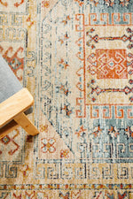 Load image into Gallery viewer, Legacy Sky Blue Polypropylene Rug - Pre Order
