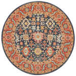 Load image into Gallery viewer, Legacy Navy Polypropylene Rug - Pre Order