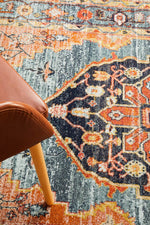 Load image into Gallery viewer, Legacy Rust Polypropylene Rug - Pre Order