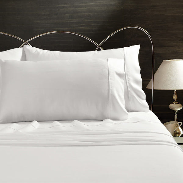 400TC KING 100% Cotton Sheet Set