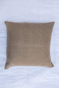 Heavy Irish Linen Pillowcase