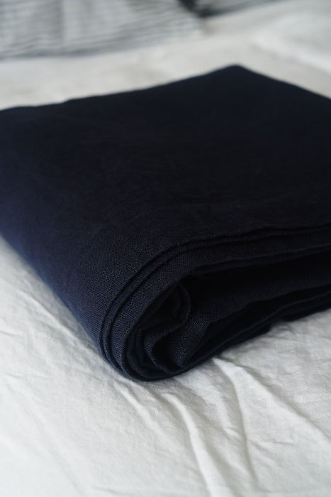 Heavy Irish Linen Blanket 220cm x 260cm