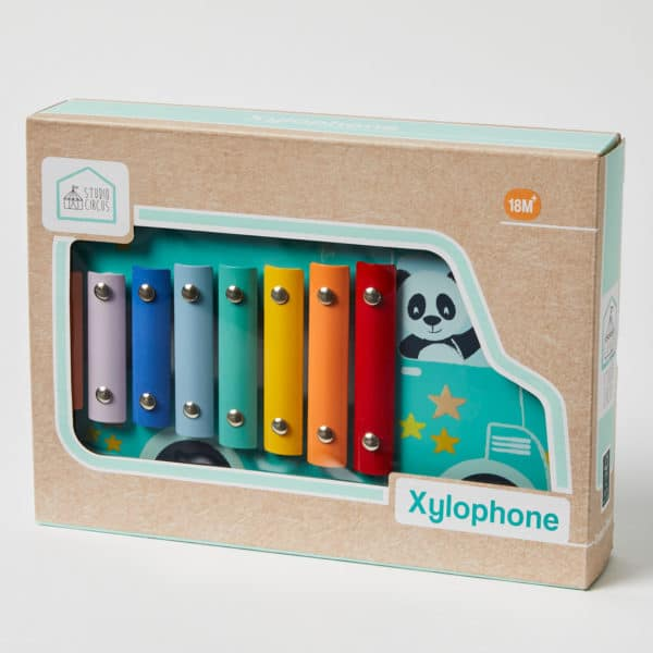 Xylophone Happy Bus 18m+