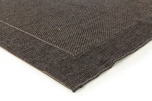 Indoor/Outdoor BLACK Rug - Pre Order