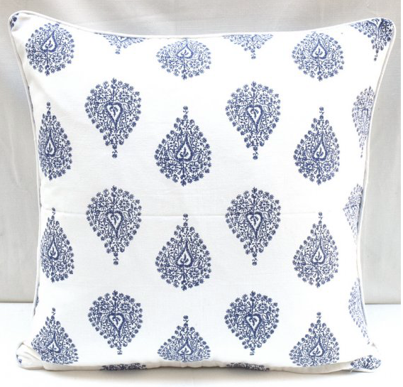 Ornamental European Cushion Cover | 60cm x 60cm