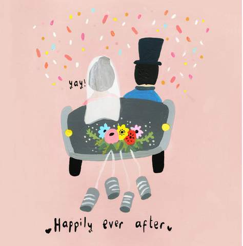 'Happily Ever After' Gift Card