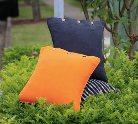 Solid Colour European Cushion Cover 60 x 60cm
