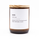 Load image into Gallery viewer, The Commonfolk Son Candle 250g