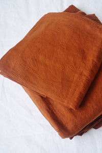 French Linen King Pillowcase.