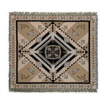 Load image into Gallery viewer, Nowhere Man -  Woven Picnic Rug/Throw 130 x 160