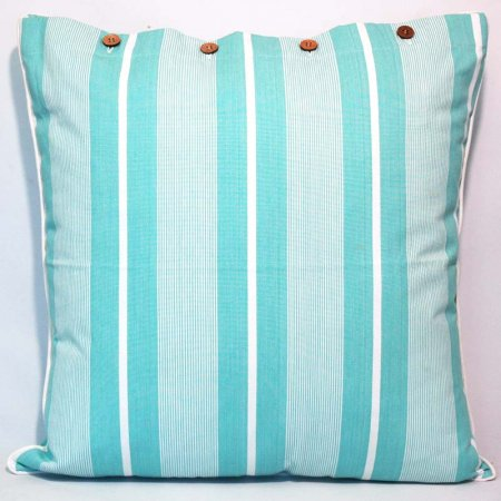 Finley Scatter Cushion Cover - Sea Green 40 x 40cm