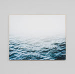 Load image into Gallery viewer, Distant Waters Framed Canvas 120 x 150cm - Pre Order