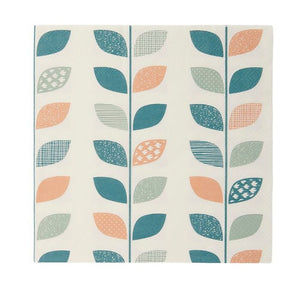 Fable Leaf Napkins 20 pack 3PLY