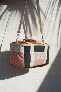 70's Panel Cinque Premium Cooler Bag