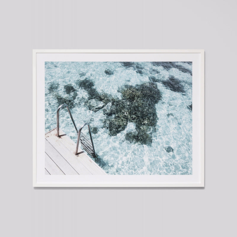 Ocean Ladder 101 x 81cm - In Store Purchase Only