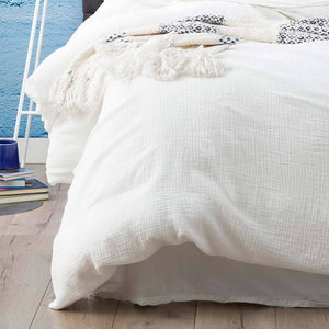 Solana Washed Cotton European Pillowcase