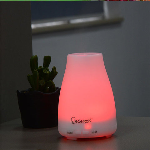 120ml Ultrasonic Aromatherapy Essential Oil Diffuser