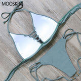 "2018 MOOSKINI ""Less is More"" Bikini Collection"
