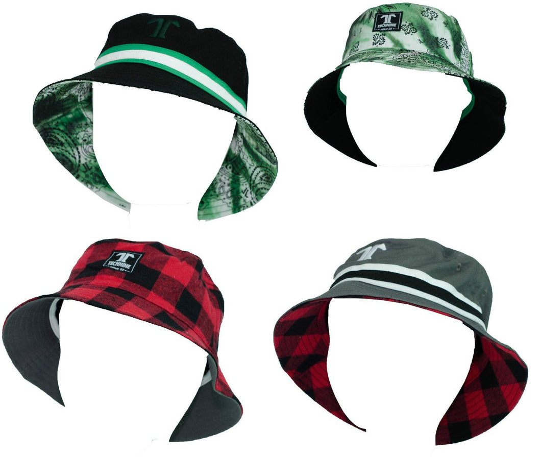 Technine Bradshaw Reversible Bucket Hat