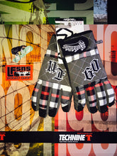 Technine Flannel Snowboard Gloves