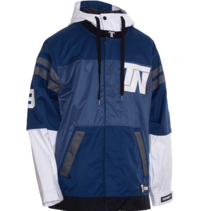 Technine Football Snowboard Jacket