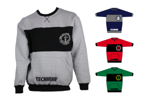 Technine Nautical Crew Sweater