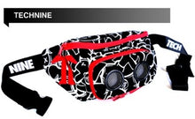 Jammypack Technine Collab Bag with removable Speakers