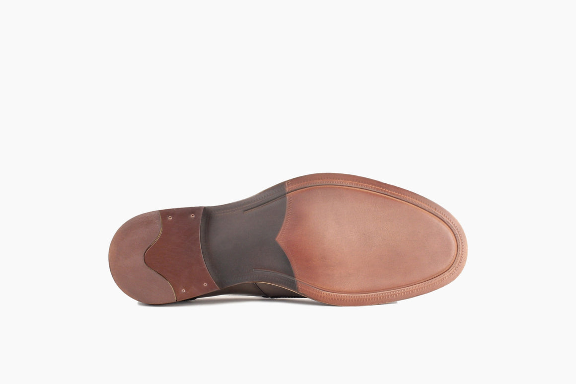 Outsole of Campbell Penny Loafer from Winthrop Shoes