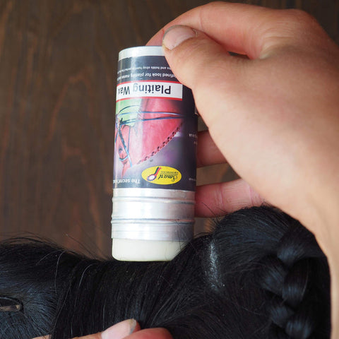 Smart Grooming Horse Plaiting Wax