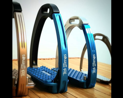 Tech Stirrups from Grosvenor Park Products Australia