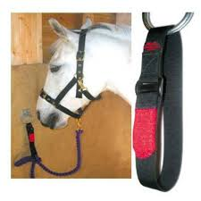 V-tie - horse safety tether