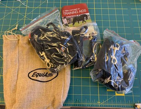EquiAmi Premium Combi Aid (Lunge & Riding) - VALUE PACK