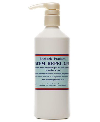Biteback 'Neem Repel Gel'™ Insect Repellent Gel for Sensitive Areas