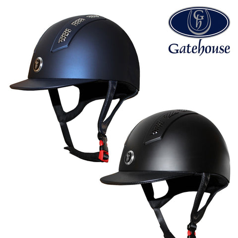 Gatehouse Chelsea Air Flow Pro Matt Helmet