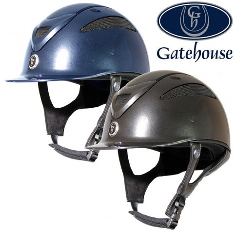 Gatehouse Conquest MKII Metallic Helmet